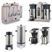Μηχανές καφέ φίλτρου για επαγγελματικούς χώρους