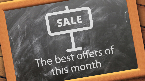 Click here to see the best offers of this month