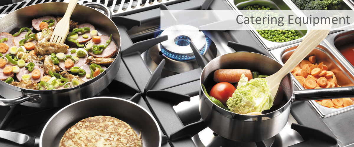 Catering equipment: Click to see all products