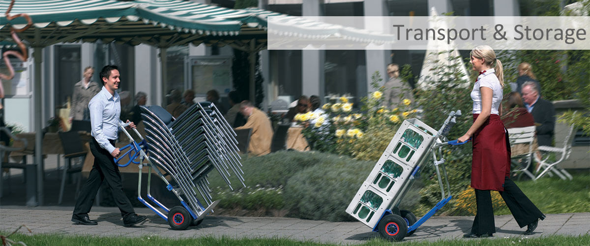 Transport & Storage: Click to see all items
