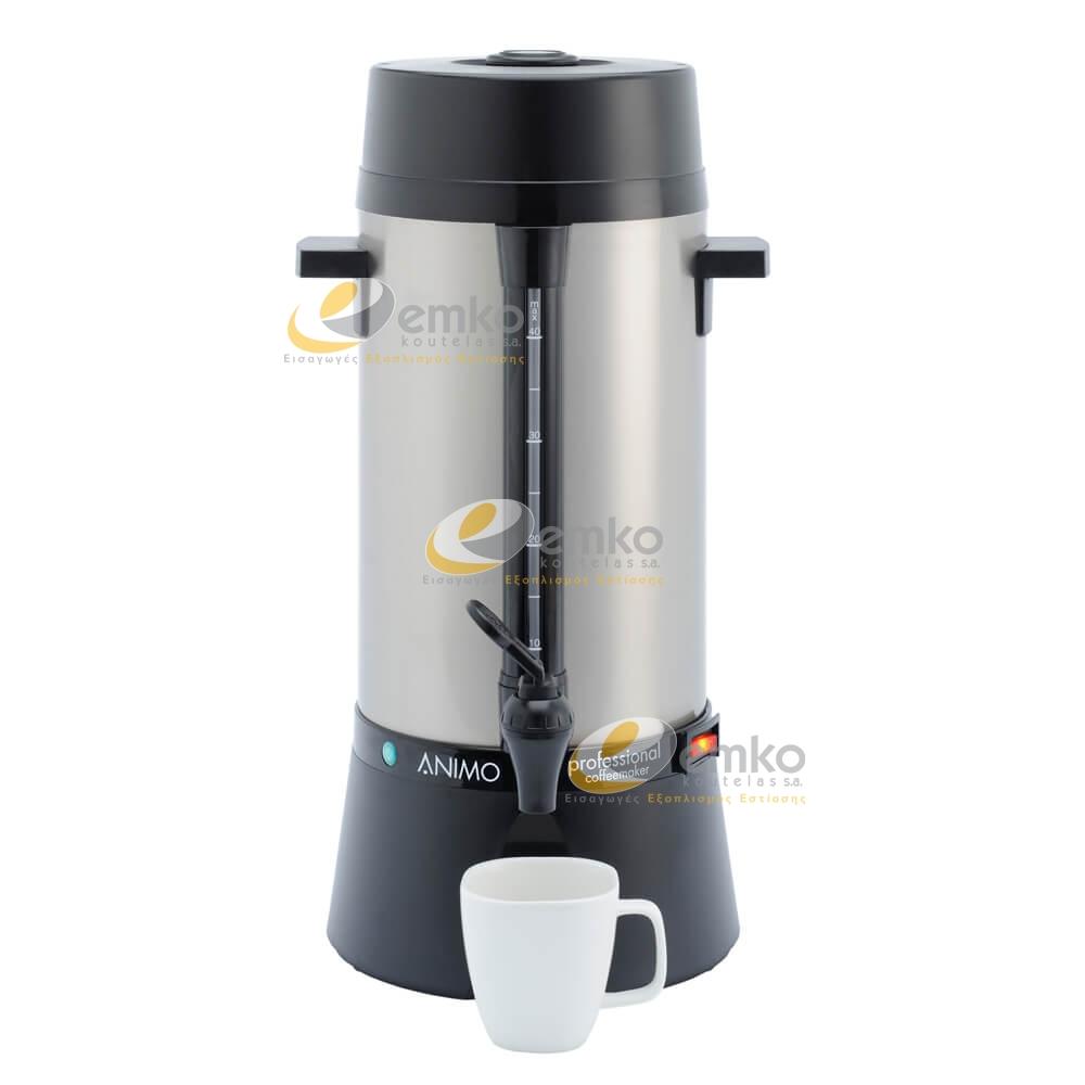 Μηχανή καφέ φίλτρου 40 φλυτζάνια PROF40