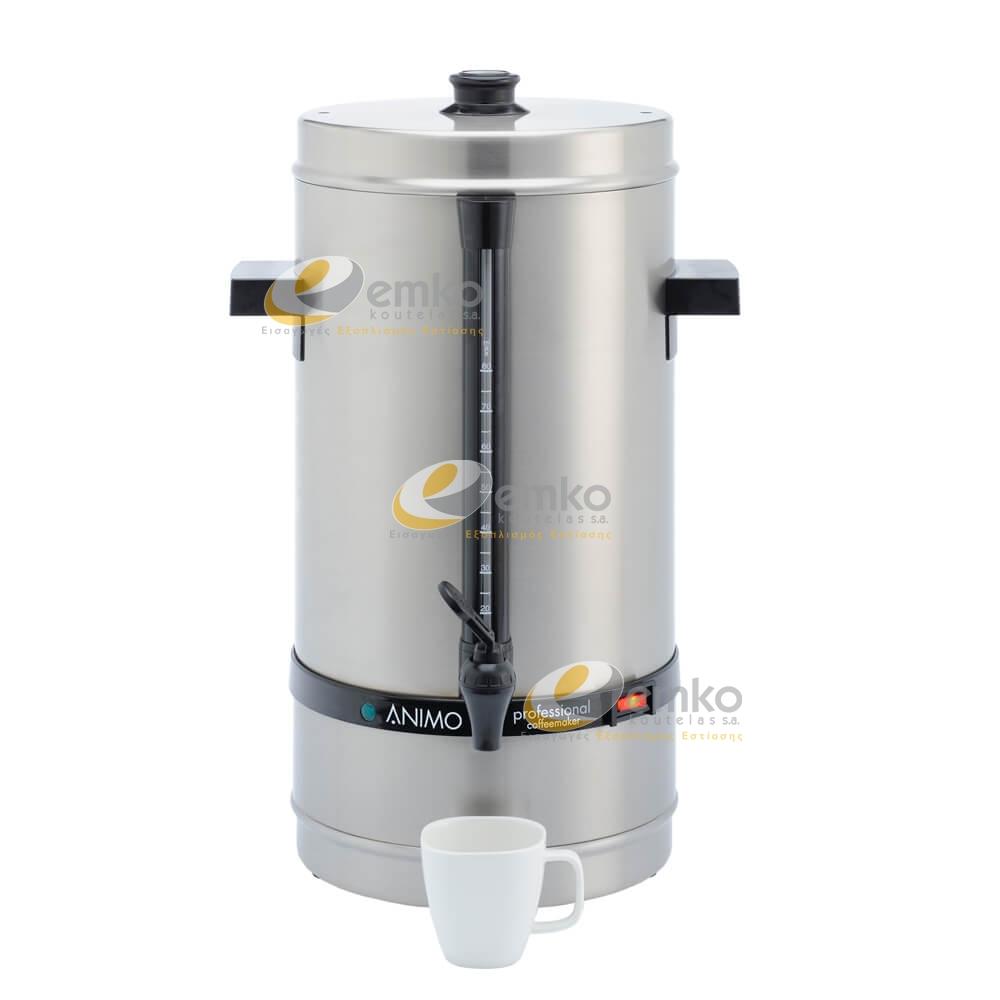 Μηχανή καφέ φίλτρου 80 φλυτζάνια PROF80