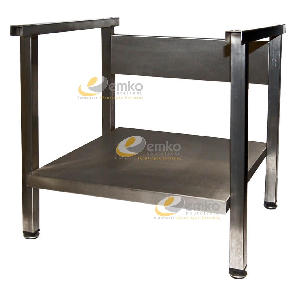 Βάση πλυντηρίου J500 Inox