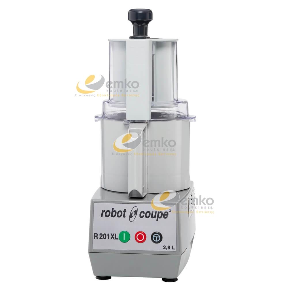 Πολυκοπτικό μηχάνημα R201XL