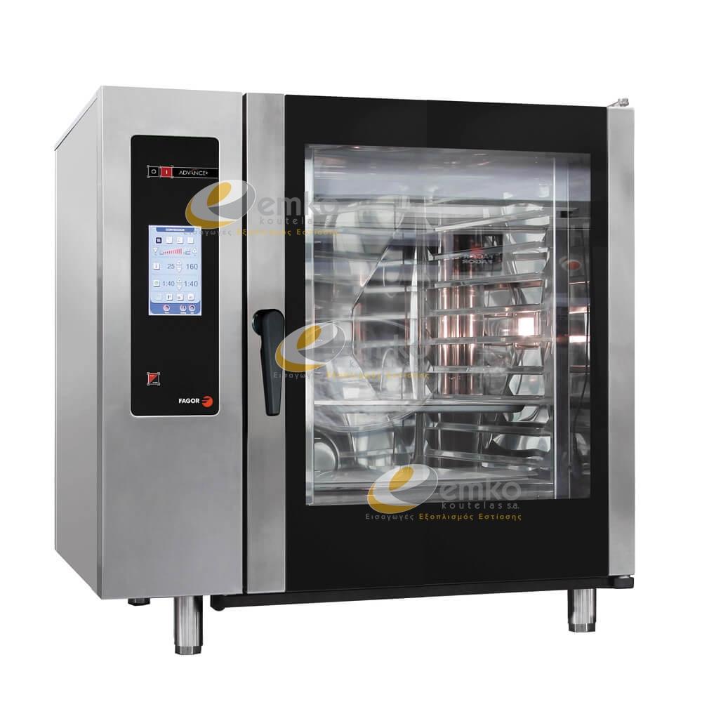 Φούρνος Advance Plus 102 φυσικό αέριο