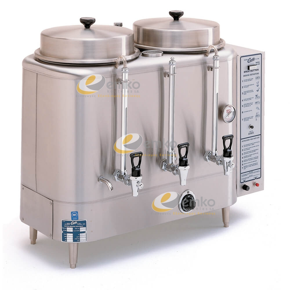 Αυτόματη μηχανή καφέ Curtis RU300