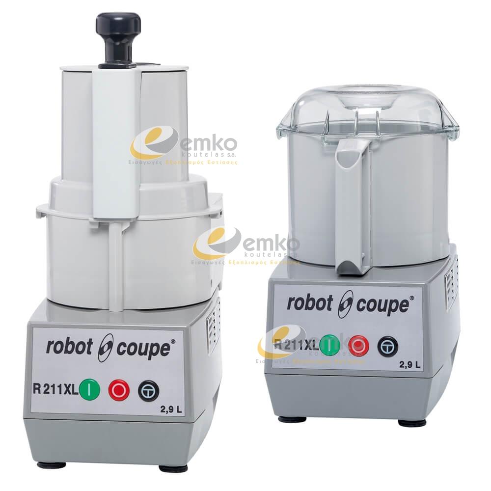 Πολυκοπτικό μηχάνημα R211XL